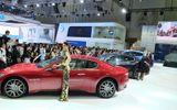 Ôtô nguyên chiếc nhập khẩu về Việt Nam giảm kỷ lục