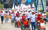 """Frieslandcampina Việt Nam cùng hành cùng chương trình đi bộ """"Vì nạn nhân chất độc da cam & người khuyết tật"""" năm 2017"""