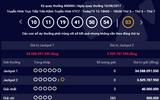 Kết quả xổ số điện toán Vietlott ngày 10/8: Hơn 34 tỷ đồng ở lại với Vietlott
