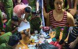 """Phá xưởng sản xuất ma túy """"khủng"""" ở Hưng Yên do 1 phụ nữ điều hành"""