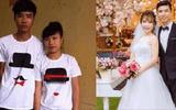 Chuyện tình như phim của cặp đôi Việt làm bạn 20 năm rồi cưới