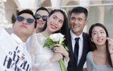 """Thủy Tiên - Công Vinh """"cưới thêm lần nữa"""" trong MV mới"""