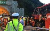 Tai nạn giao thông kinh hoàng tại Trung Quốc, 36 người chết