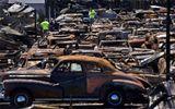Ôtô - Xe máy - 150 xe cổ trong đại lý bị lửa thiêu rụi