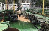 Tin trong nước - Xử lý sự cố 200 lít dầu tràn ra Vịnh Hạ Long