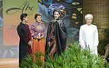 Tin tức giải trí - Áo dài của Á hậu Trương Thị May được đấu giá 120 triệu đồng