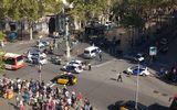 Tin thế giới - Hiện trường kinh hoàng vụ khủng bố ở Tây Ban Nha khiến 13 người chết