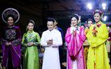 """Tin tức giải trí - Việt Trinh, Hoa hậu Sương Đặng đẹp mặn mà cùng """"trở về nguồn cội"""""""