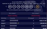 Kết quả xổ số điện toán Vietlott ngày 19/8: Giải Jackpot 38 tỷ đồng vẫn vô chủ