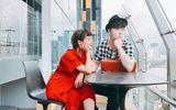 Tin tức giải trí - Nathan Lee cùng em gái diện style