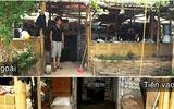 Kỳ lạ ngôi nhà được quây bằng 5.000 bao cát có giá trăm triệu tại Hà Nội