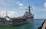 Tin thế giới - Chuyên gia nghi tàu khu trục của Hải quân Mỹ bị tấn công mạng?