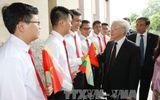 Tin trong nước - Tổng Bí thư Nguyễn Phú Trọng bắt đầu thăm Myanmar