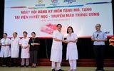 Gần 500 cán bộ Viện Huyết học Truyền máu TW đăng ký hiến mô, tạng