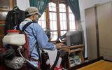 Hà Nội: Đi phun sốt xuất huyết, cán bộ y tế bị đánh rách miệng