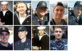 Hải quân Mỹ tìm thấy toàn bộ thi thể của các thủy thủ mất tích