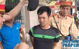 Hà Nội: 141 xử lý xe vi phạm giao thông, phát hiện ma túy