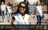 Hoa hậu Trâm Lưu gây ấn tượng với khả năng giao tiếp tại Mrs Universe 2017