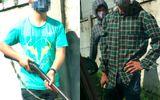 Vụ bịt mặt xả súng vào xe taxi: 2 đối tượng ra đầu thú