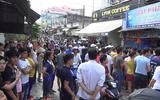 Bị vây bắt, tên trộm ôm bình gas cố thủ suốt 5 giờ trong tiệm hớt tóc