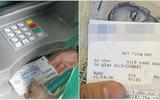 Mối nguy hiểm từ tờ biên lai ATM vô hại mà nhiều người không biết