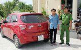Trộm ôtô tại khách sạn ở Sài Gòn chạy sang Campuchia bán
