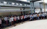 Gần 6.000 công nhân ở Thanh Hóa đình công đòi quyền lợi