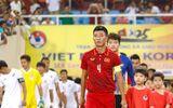 Đội trưởng U22 Việt Nam xin lỗi người hâm mộ sau thất bại tại SEA Games 29