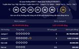 Kết quả xổ số điện toán Vietlott ngày 8/9: Số phận nào cho giải Jackpot hơn 32 tỷ đồng?