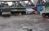 Hình ảnh hai chợ đầu mối ô nhiễm hàng đầu ở Hà Nội sắp phải di dời