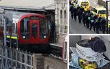Tấn công khủng bố trên tàu điện ngầm ở London