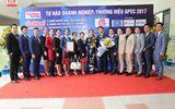 """Truyền thông - Thương hiệu - Việt Hưng Phát được vinh danh """"Top 10 Thương hiệu tiêu biểu APEC- 2017"""""""