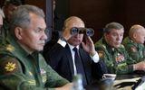Tổng thống Putin thị sát cuộc tập trận chung siêu khủng của Nga, Belarus