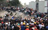 Tin thế giới - Hiện trường hỗn loạn sau trận động đất kinh hoàng tại Mexico