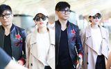 Tin tức giải trí - Lưu Thi Thi tóc ngắn lạ lẫm, được Ngô Kỳ Long hộ tống đi dự Milan Fashion Week