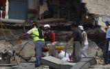 Tin thế giới - Động đất kinh hoàng tại Mexico, ít nhất 119 người thiệt mạng