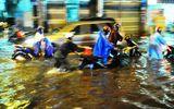 Tin trong nước - Dự báo thời tiết ngày 22/9: TP. Hồ Chí Minh mưa kéo dài 2-3 ngày, đề phòng tố, lốc