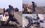Đời sống - Người đàn ông bị rơi vào bể dầu sôi sùng sục và cảnh tượng bất ngờ sau đó