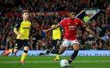 Tin tức - Man Utd 4-1 Burton Albion: Rashford lập cú đúp