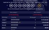 Tin tức - Kết quả xổ số điện toán Vietlott ngày 23/9: Hơn 55 tỷ đồng sẽ có chủ?