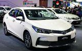 """Tin tức - """"Chốt giá"""" từ 702 triệu đồng cho 5 phiên bản Toyota Altis 2017 nâng cấp"""