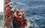 3 thuyền viên bị hôn mê, co giật do ngạt khí gas hầm lạnh