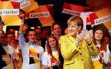 Bà Merkel đắc cử thủ tướng Đức nhiệm kỳ 4