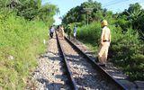 Người phụ nữ bị tàu hỏa kéo lê 50 mét tử vong khi băng qua đường sắt dân sinh