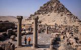 Giải đáp bí ẩn nghìn năm: Người Ai Cập vận chuyển đá xây Kim tự tháp Giza bằng cách nào?