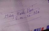 """Những phong bì mừng đám cưới ấn tượng """"made in Việt Nam"""" khiến bạn cười """"té ghế"""""""
