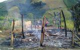 Bố mẹ đi làm xa, 2 bé gái chết cháy thương tâm