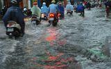Áp thấp nhiệt đới giật cấp 8 đi vào đất liền, mưa lớn trên diện rộng