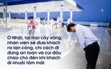 Vì sao giám đốc cây xăng Nhật cúi đầu trước khách hàng Việt?