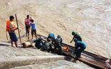 Tìm thấy thi thể hai nạn nhân bị lũ cuốn trôi ở Yên Bái